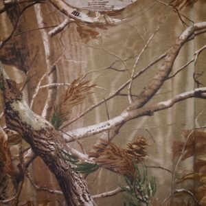 Practically new camo real tree shirt 12 obo